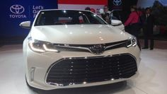 Gallery 2015 Toyota Avalon revealed at Chicago Auto Show - http://autoweek.com/gallery/car-news/gallery-2015-toyota-avalon-revealed-chicago-auto-show