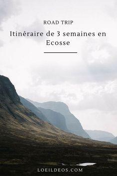Itinéraire, 3 semaines de road trip en Ecosse | L'oeil d'Eos, blog voyage
