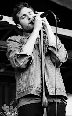 Who has probably the most amazing voice I've ever heard? Josh Franceschi from You me at Six