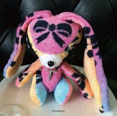 Etsy のPastel-coloured bow patterned Soppy(ショップ名:Vanityjam)