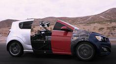The Mill BLACKBIRD est un concept de véhicule à destination du monde de la publicité. L