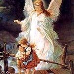 stráží andělé Guardian Angel Pictures, Princess Zelda, Christmas Ornaments, Holiday Decor, Painting, Fictional Characters, Green, Blog, Art