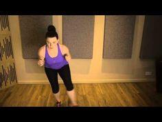 Get Better at Skating Backwards Workout - Roller Derby - YouTube