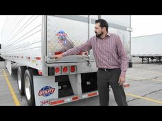 "2015 Utility 53'x102"" 3000R ""Custom Spec"" Reefer - YouTube"
