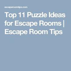 Top 11 Puzzle Ideas for Escape Rooms Escape Room Diy, Escape Room For Kids, Escape Room Puzzles, Escape Box, Escape Games, Breakout Edu, Breakout Boxes, Breakout Game, Geocaching