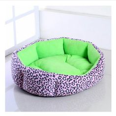 WUandGD Removable And Washable Large Dog In A Small Dog'S Nest Pet Dog Cat Bed Litter Dog Mat ,M,A002