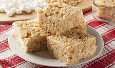 Rice Krispie Treat Tips