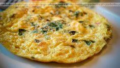 Omlet ze szpinakiem Gosi