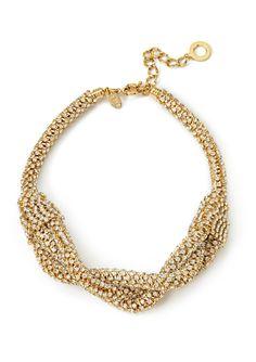 CARA COUTURE | Torsade Necklace