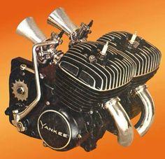 Ossa Yankee Engine  | ◭ 456° < FI fm  https://de.pinterest.com/korkveli/engines-mopar-ford-etc/