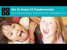 How To Create Apps, Computational Thinking, Summer Courses, Coding For Kids, Science Curriculum, Digital Technology, 5th Grades, Computer Science, Elementary Schools