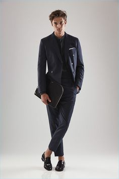 Men's Summer Work Style from Reiss