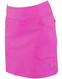 Fiji JoFit Ladies & Plus Size Mina Pink Golf Skort at #LorisGolfShoppe
