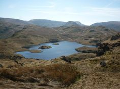 Angle Tarn above Ullswater - simply magical Lake District, More Pictures, Bushcraft, The Great Outdoors, Photo Galleries, Beautiful Places, Places To Visit, England, Memories