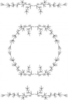 Free Olive Wreath Clip art & Stock Vector | Oh So Nifty Vintage Graphics