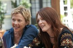 Annette Bening & Julianne Moore are lesbian moms in 'Kids Are Alright'