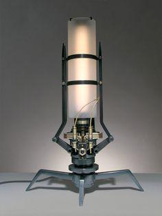 12 Unique Sculptural Lamp Designs by Frank Buchwald http://designwrld.com/12-unique-sculptural-lamp-designs-by-frank-buchwald/