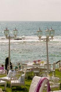 Wonderland beach wedding