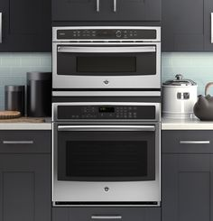 Perfect GE Profile 30 In. Wall Oven (can Microwave, Bake, Broil, And Toast) | Au0026Y |  Pinterest | Wall Ovens, Oven And 30th