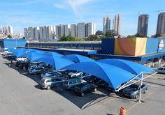 sombreadores e coberturas instaladas Assai vila sonia São paulo 11 5891-0252
