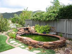 1000 Images About P Is For Patio Pond And Porch On