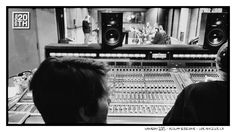 Photo 238 of 365  HANSON 2013 - Album Sessions - Los Angeles CA    In this photo Taylor is watching the legendary Jerry Hey record horn arrangements for the band's next single. Who plays the trumpet, trombone or saxophone?    #Hanson #Hanson20th