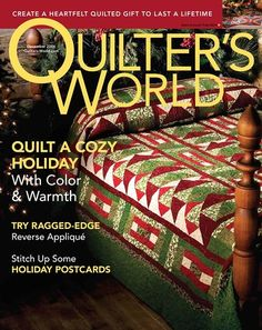 Quilter's World 2006'12