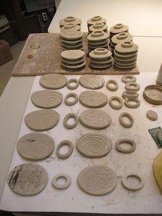 62 little texture trays by bptakoma, via Flickr