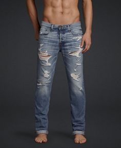 Hollister jeans homme