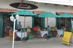 Tequilas Sunrise Restaurant - Todos Santos, Baja California Sur Mexico -- DELICIOUS food!!!
