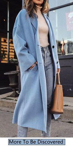 Fashion Street Coat - Fashion women's beautiful and casual fall & winter coats,best choice for this winter, shop now. F - : Fashion Street Coat - Fashion women's beautiful and casual fall & winter coats,best choice for this winter, shop now. Komplette Outfits, Fall Outfits, Fashion Outfits, Womens Fashion, Fashion Trends, Fashion Ideas, Jeans Fashion, Trendy Outfits, Casual Winter Outfits