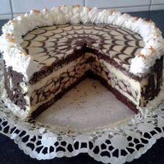 Gesztenyés-vaníliakrémes torta Recept képpel - Mindmegette.hu - Receptek
