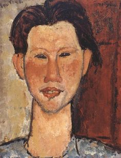 Amedeo Modigliani Chaim Soutine