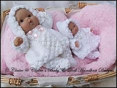 Free doll knitting patterns | Free knitting patterns dolls
