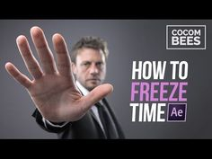 How to Freeze Time with After Effects ᴴᴰ (Mannequin Challenge) - YouTube