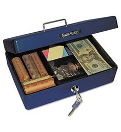 PMC04803 SecurIT Compact Size Cash Box
