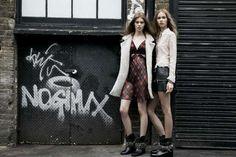 Zara Fall 2013 ad campaign/lookbook