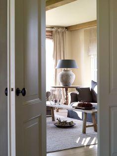 simple rustic contemporary elements - De Stamkamer - Interieur