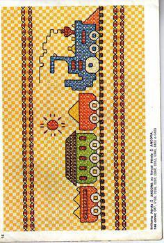 Meus tesouros: Graficos em Tecido Xadrez enviados pela Angela                                                                                                                                                                                 Mais