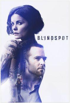 Blindspot Season 1 Poster #blindspot