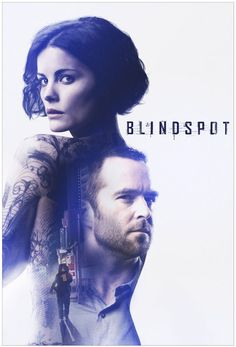 Blindspot Season 1 Poster #blindspot