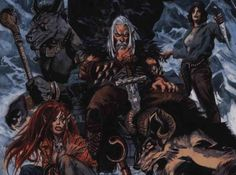 All 14 Werewolf Tribes of Werewolf: The Apocalypse, Ranked