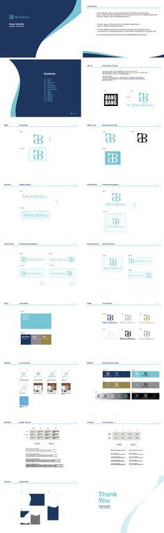뱅뱅 아이덴티티 리뉴얼 매뉴얼 Editorial Design, Manual, Identity, Branding Design, Textbook, Corporate Design, Personal Identity, Identity Branding, Brand Design