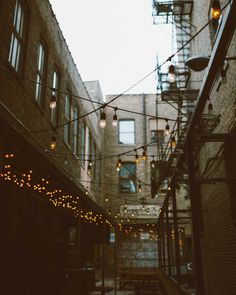 West Loop Lights by Arielle Gallione