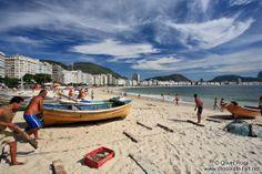 Praia de Copacabana, Copacabana, Rio de Janeiro - RJ, Brasil