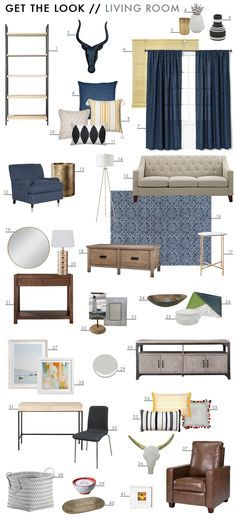Sylvia's Makeover Living Room Get The Look