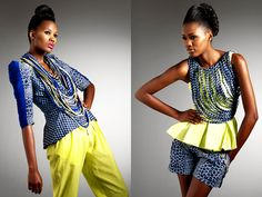 Catwalk Desginers « Ghana Fashion and Design Week