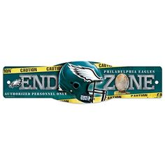NFL Philadelphia Eagles 83544010 StreetZone Sign 45 x 17 >>> You can get more details by clicking on the image.