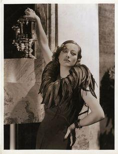 Joan Crawford, George Hurrell, 1932
