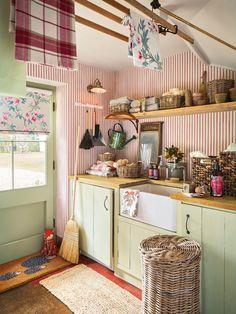 ¿Quieres dar a tu cocina un aire campestre? - Mi Casa